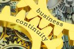 Gears Printed with Business Continuity - Business Succession Planning